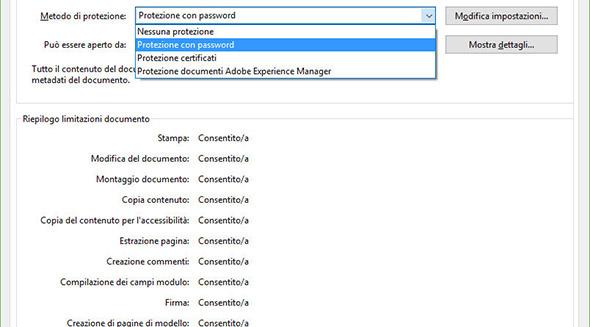 Come eliminare password PDF