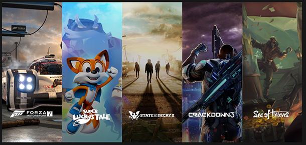 Xbox One X Giochi 4K