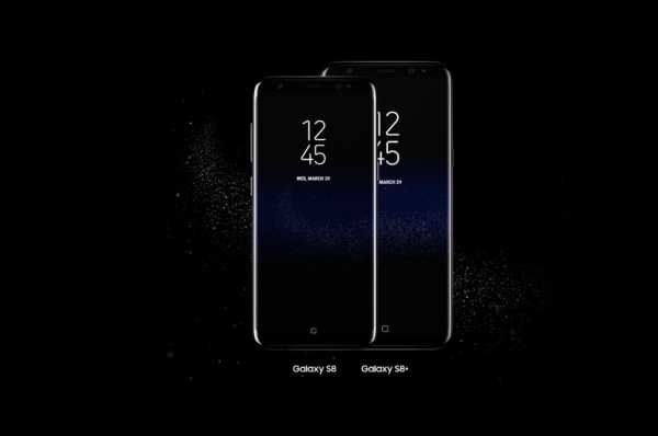 Samsung Galaxy S8  Galaxy S8 Plus