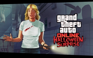 Grand Theft Auto Online Halloween