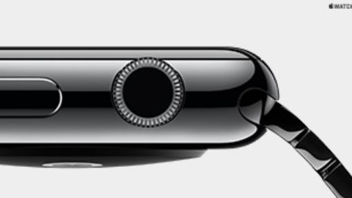 Apple watch rotellina
