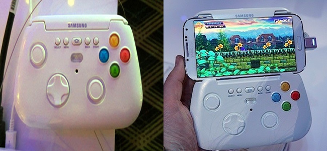 Gamepad del Galaxy S4
