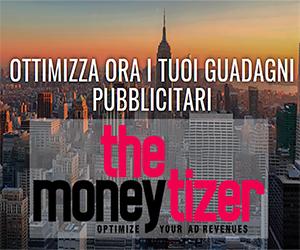 Ottimizzai i tuoi guadagni pubblicitari con The Moneytizer