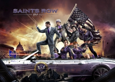 Saints Row IV arriva il 23 agosto