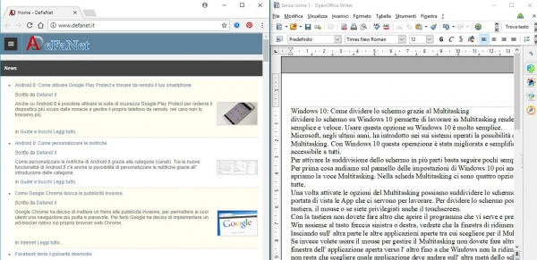 Windows 10 Multitasking