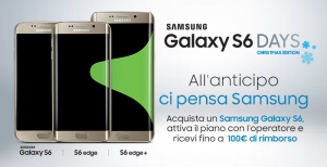 Samsung Galaxy S6 Day Christmas Edition