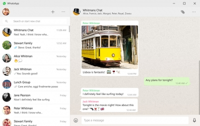 Whatsapp disponibile su PC e Mac