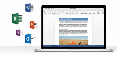 Microsoft rilascia la preview di Office per Mac