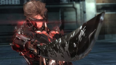 Metal Gear Rising Reveange