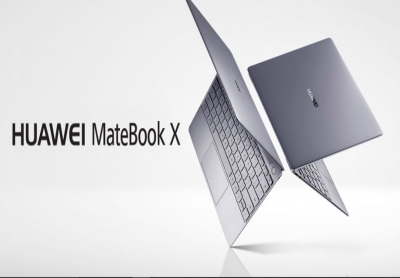 Huawei  Matebook X, il notebook del debutto nei PC