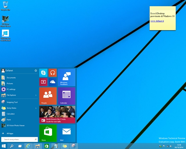 Windows 10 è pronto a invadere