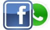 Whatsapp e Facebook verso l'integrazione