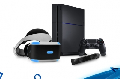 Playstation VR: La realtà virtuale sbarca sulla Playstation 4