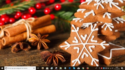 Windows 10: Come installare gli sfondi natalizi