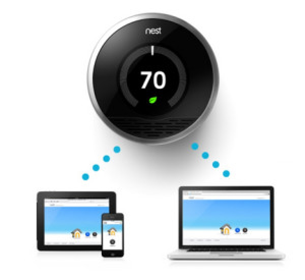 Google entra in casa con Nest Lab